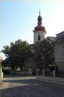 Kostel v Ohníči