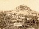 Historická fotografie hradu