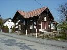 Roubený dům v Podhorním Újezdě