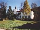 Kostel a fara Českobratrské církve evangelické