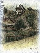 Kostel ve sv. Kateřině