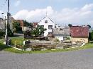 Opravený spodní rybník