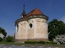 Barokní kostel sv. Petra