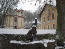 Barokní areál sv. Mikuláš
