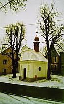 Kaplička Mastířovice