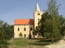 Vrbovecký kostel, zasvěcený stětí sv. Jana Křtitele
