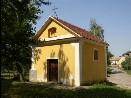 Bývalá márnice u kostela