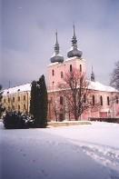 Kostel Navštívení p. Marie