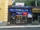 CIDRYCH JAN-PORCELÁN SKLO