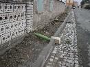 Oprava chodníku v obci