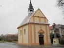 Oprava obecní kaple sv. Jana Křtitele