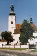 Farní kostel sv. Martina