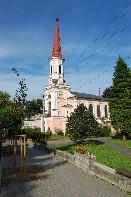 Římskokatolický kostel sv. Hedviky