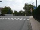 Obnova chodníků  po  obci 2006÷08