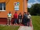 Setkání s občany partnerské obce Výrava Slovenská republika  2009