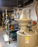 Realizace neutralizační stanice odpadních vod z linky povlakování tvrdokovů.