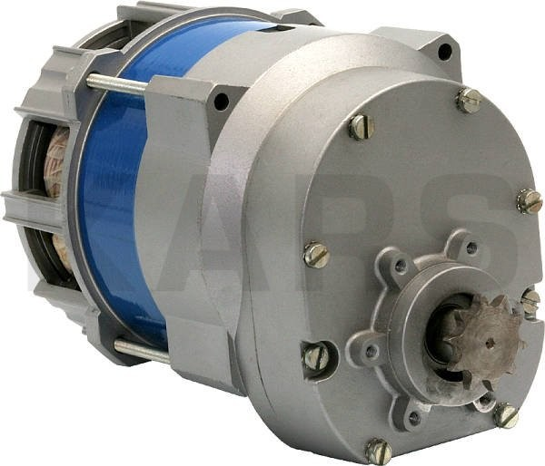 Převodový motor jednofázový