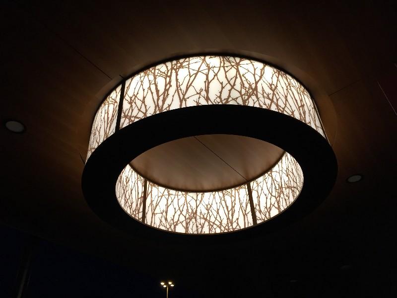 LED světlo designové na míru