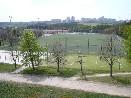 Fotbalová hřiště s um.trávníky
