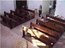 Interiéry kostelů