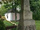 Památník v obci Světce