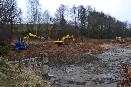 Odbahňování rybníka