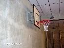 Konstrukce pro basketbal pevná, vnitřní