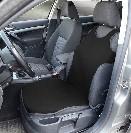 Potah na přední sedadlo automobilu