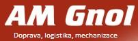 AM GNOL-DOPRAVA, LOGISTIKA, MECHANIZACE