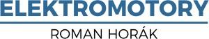 HORÁK ROMAN-ELEKTROMOTORY