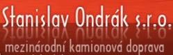 STANISLAV ONDRÁK-KAMIONOVÁ DOPRAVA